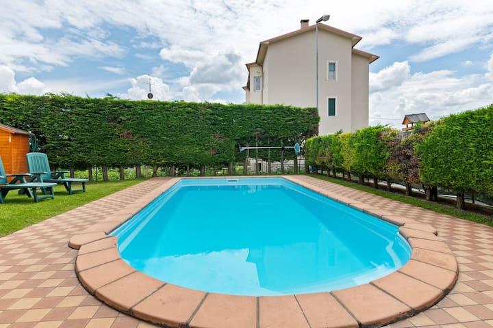 Casa vacanze in campagna a Lazise, vicino al Lago Maggiore