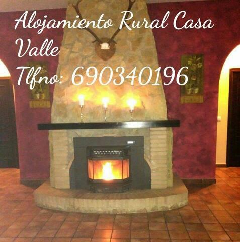 Alojamiento rural Casa Valle