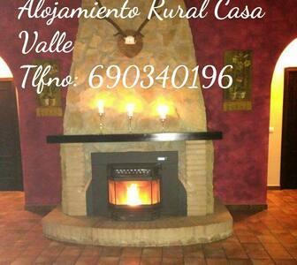 Alojamiento rural Casa Valle - Inny