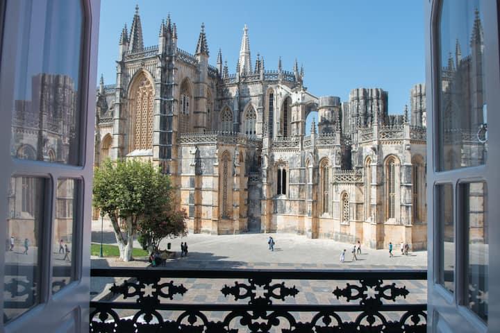 Mosteiro View - Apartamento 3 - Vista Mosteiro