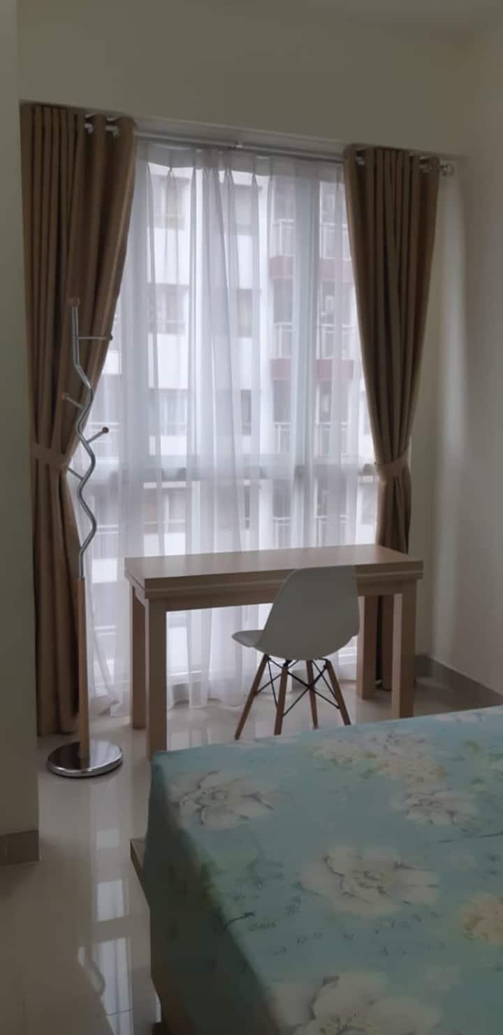 Comfortable Studio Apartment at Taman Melati 2