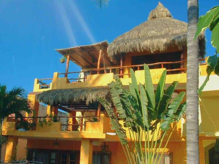 Bungalow Sol - Casa Salamandra