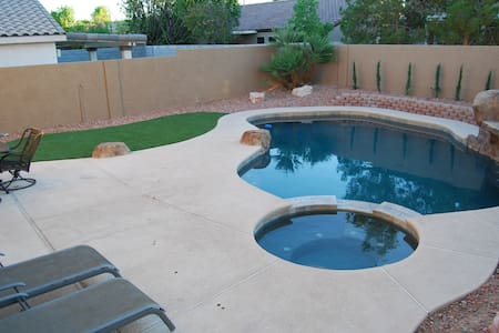 4 Bedroom house with private pool and spa - Las Vegas
