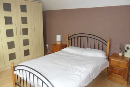 Large comfortable double room - Kyle of Lochalsh - Huis