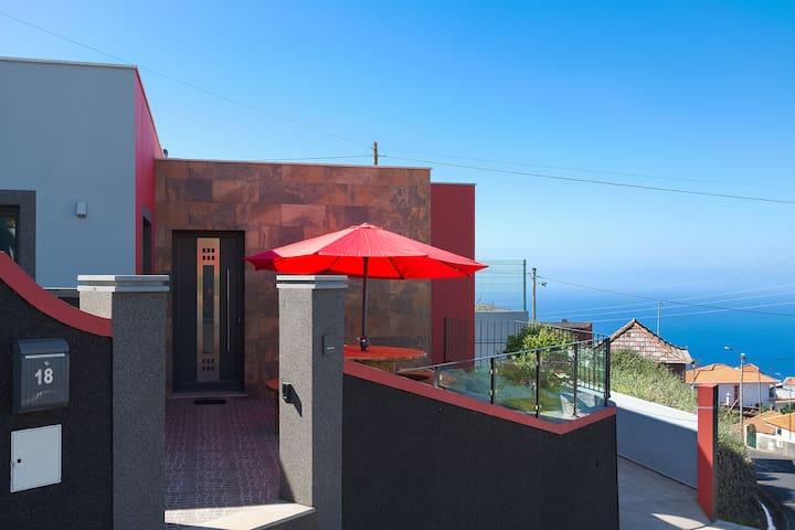 Casa Serrado - Ponta Do Sol