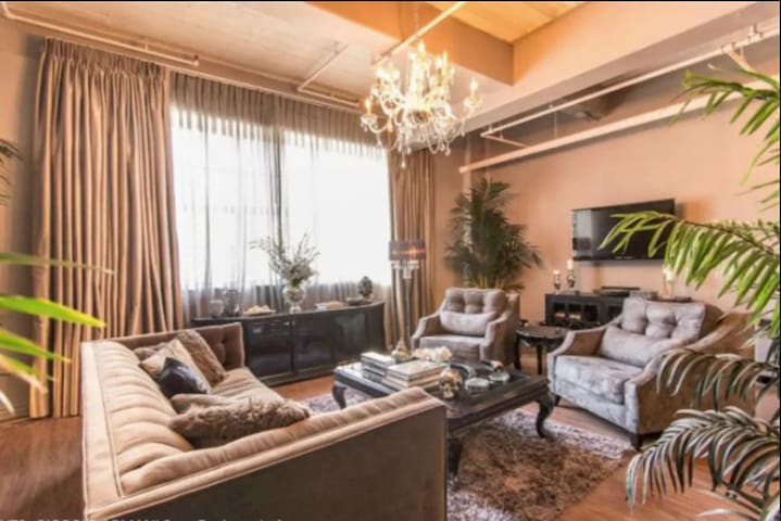 Luxury Factory Loft