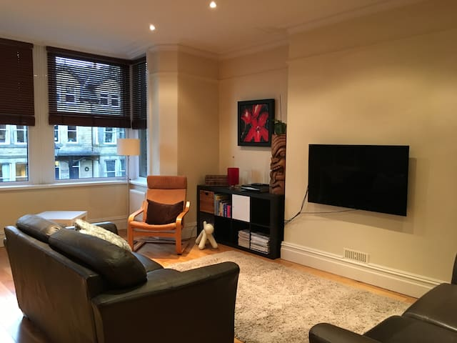 Ideally located 2 bedroom apartment - Harrogate - Appartement