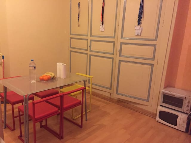 Beau studio T1 prés du centre ville - Poitiers