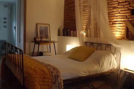 maison chaleureuse et tout confort - Albias - House