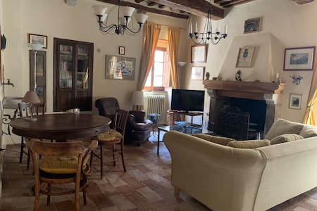 Fabulous house in a medieval Umbrian village