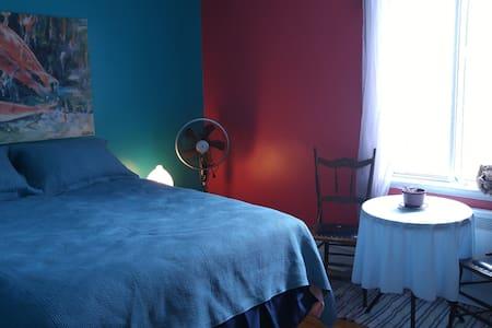 Chez Jacques et Chantale - Rez-de-Chaussée - Saint-Roch-de-Richelieu - Bed & Breakfast