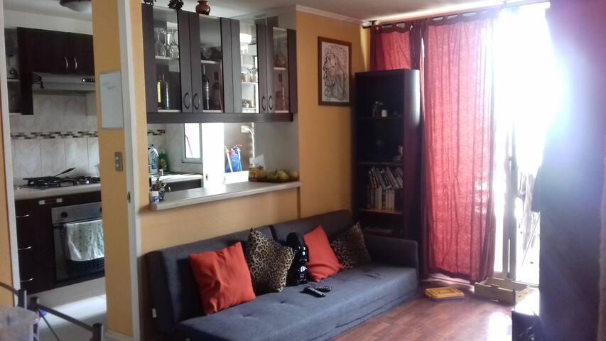 Habitación Single en San Miguel - San Miguel