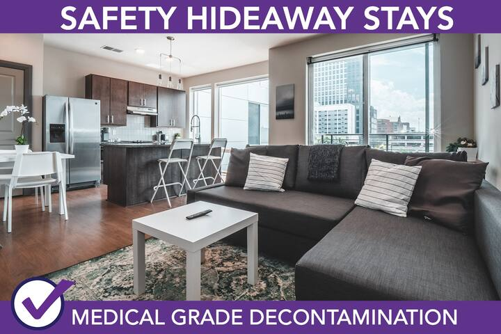 Safety Hideaway - Medical Grade Clean Home 37