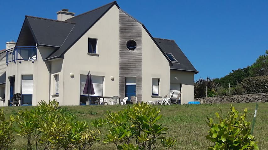 Maison contemporaine - Plogoff - House