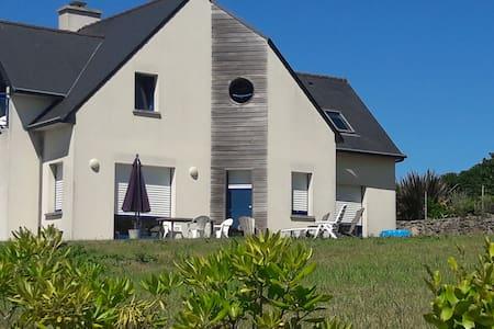 Maison contemporaine - Plogoff - Haus