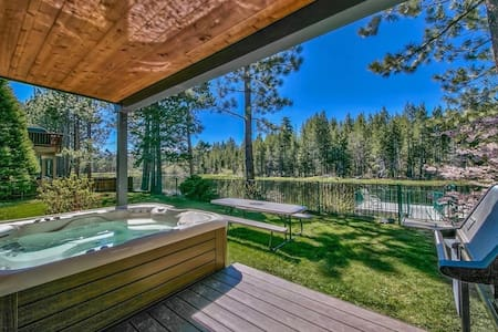 Have it all in the Tahoe Keys! - South Lake Tahoe