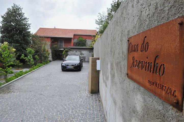 Casa do Azevinho_Country house