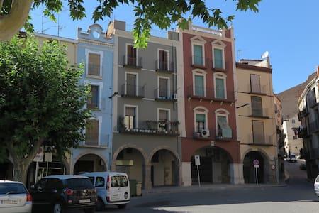 Apartamento en el centro histórico de Balaguer - Balaguer - House