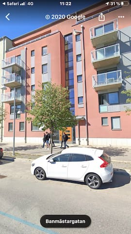 Fully equipped apartment close to Stockholm center