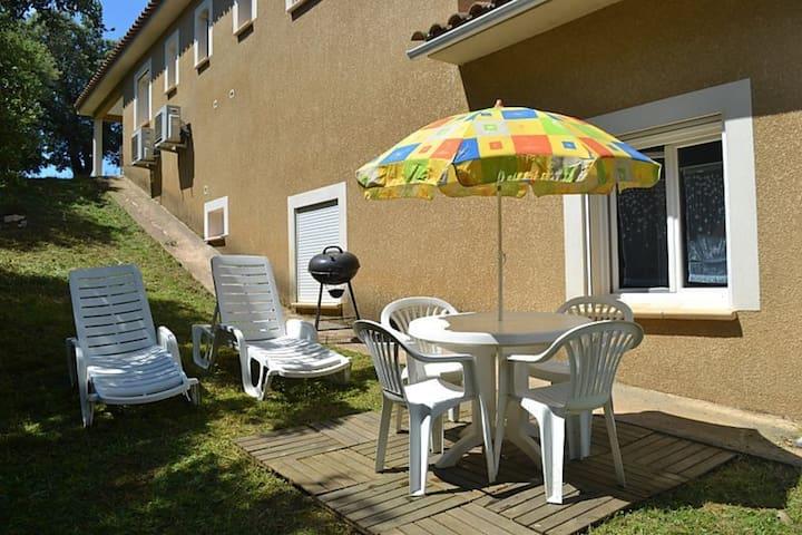 Meublé tourisme T2 neuf Ajaccio idéalement situé
