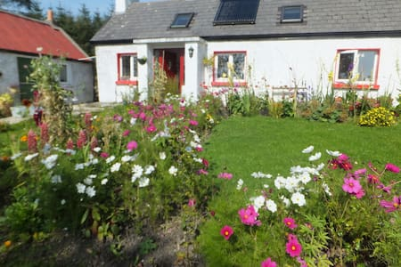 Detached from house, stunning views - Sligo - Zomerhuis/Cottage