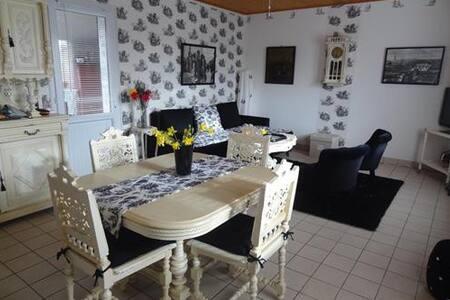 Agreable maison dans quartier calme - L'Aiguillon-sur-Mer - 独立屋