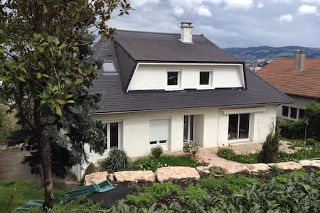 4 bedrooms for 7 person-3 bathrooms - Saint-Étienne - วิลล่า