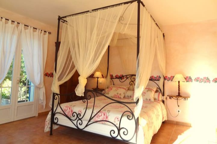 Chambre Hibiscus - Piscine chauffée au calme