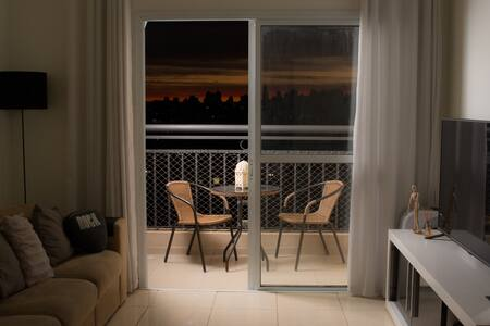 Apartamento para trabalho e descanso! - Sorocaba - Huoneisto