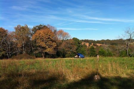 Camping @ Dockley Ranch - Chadwick - Stan