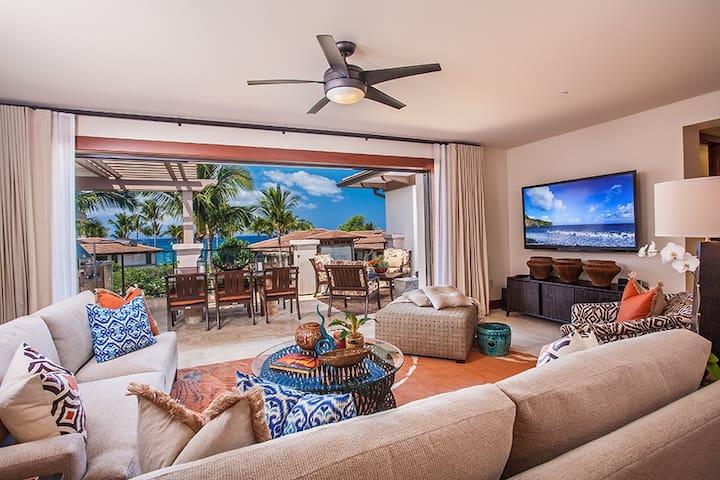 SPECIAL SPRING/SUMMER SAVINGS! OCEAN VIEWS! Sun Splash Villa C301 at Wailea Beach Villas