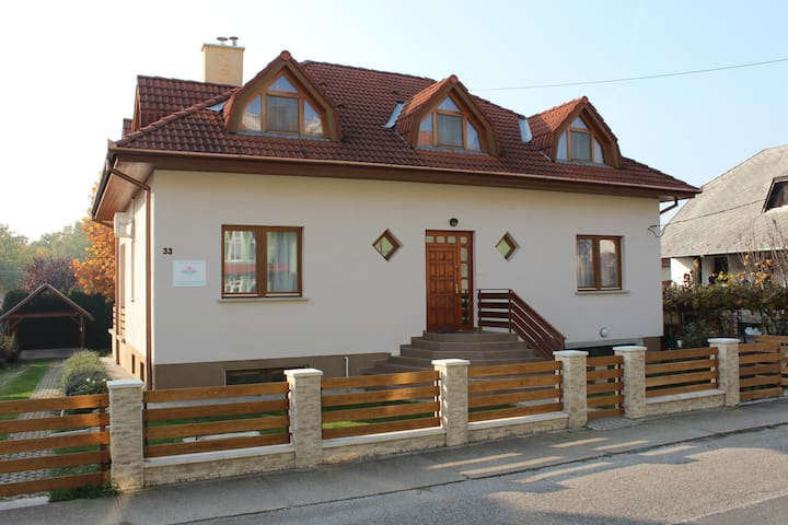 Accommodation for up to 6 guests - Hévíz - Apartment
