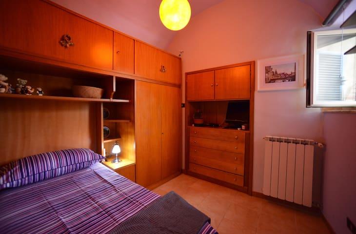 La camera da letto singola