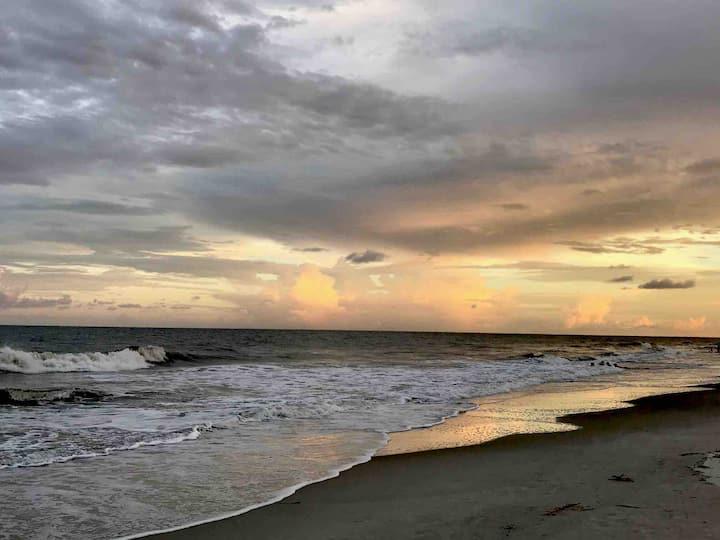 Sand Dollar by The Sea, Folly Field Beach