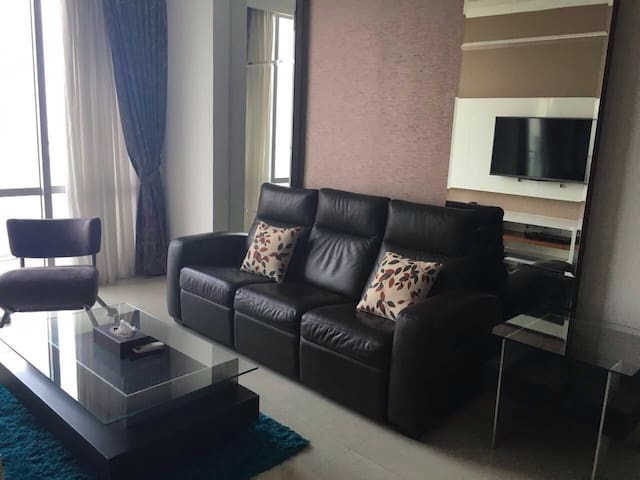Great Value 2-BR Apartment in South Jakarta
