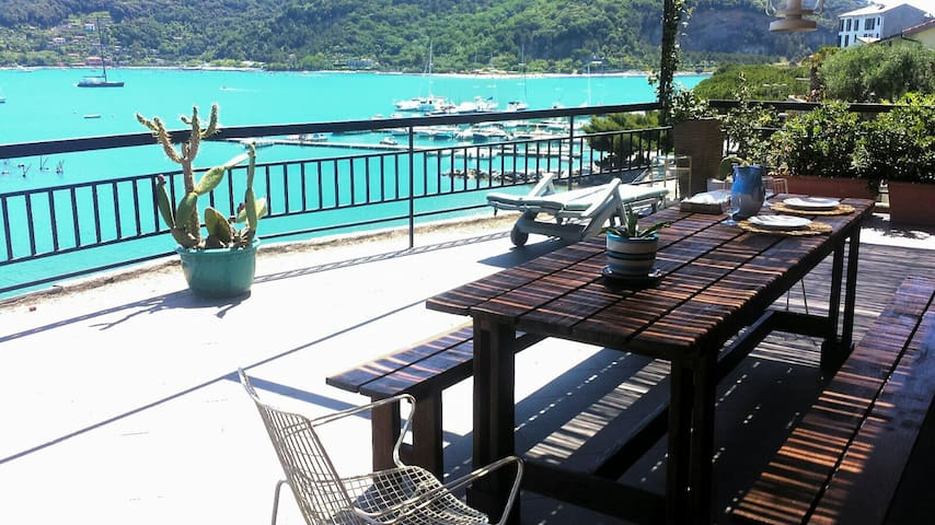 Fantastic See view - Portovenere - Appartement