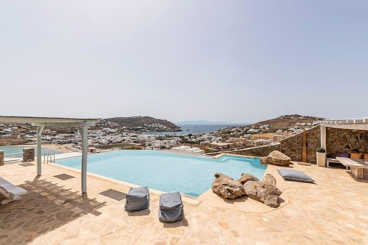 Aegean Villa Ornos
