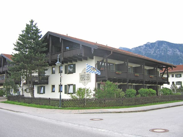 2-room apartment Alpina in Inzell - Inzell - Lakás