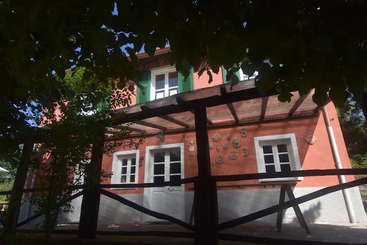 "Dino's house ""La Brusa"""