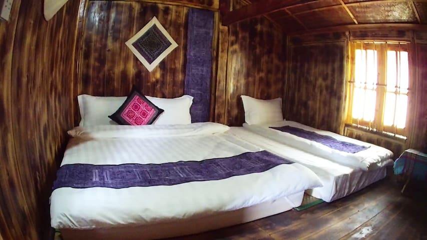 Family Rooms - My's Homestay sapa