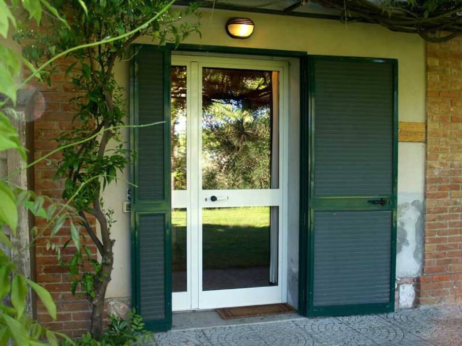 Agriturist Prile - Outside - Door - Details
