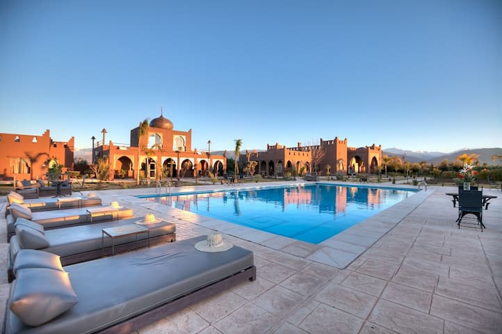 kasbah Igoudar Boutique Hotel & Spa - Marraquexe - Bed & Breakfast