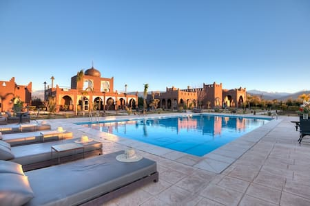 kasbah Igoudar Boutique Hotel & Spa - Marrakesh - Bed & Breakfast