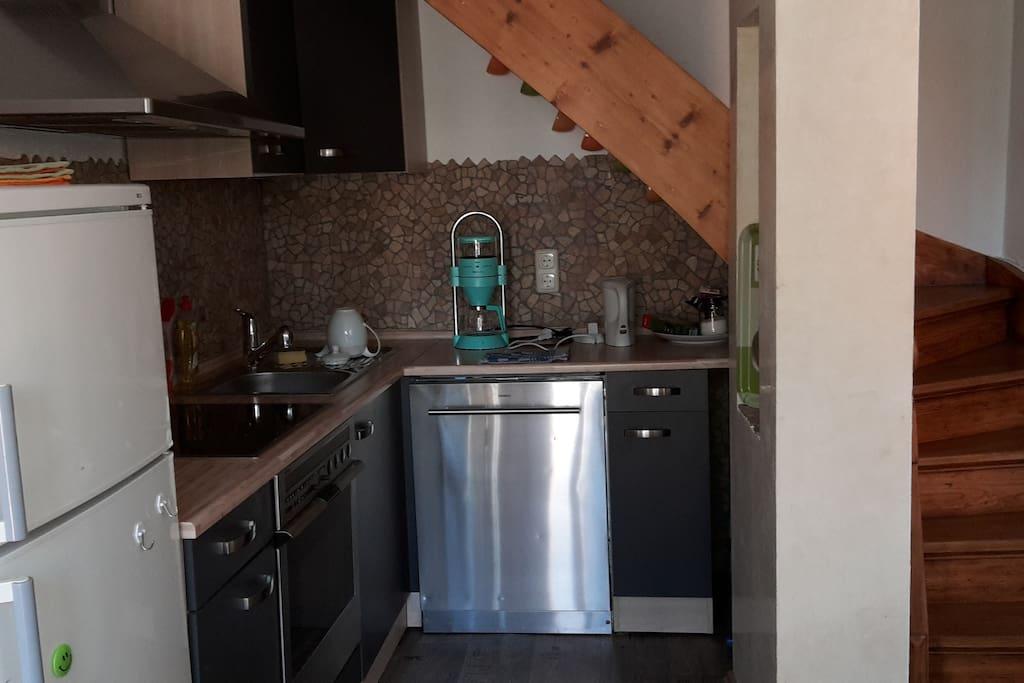 Eingangsbereich/  Küche
