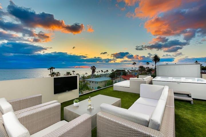 Modern Home w/ Expansive Ocean Views, Private Deck
