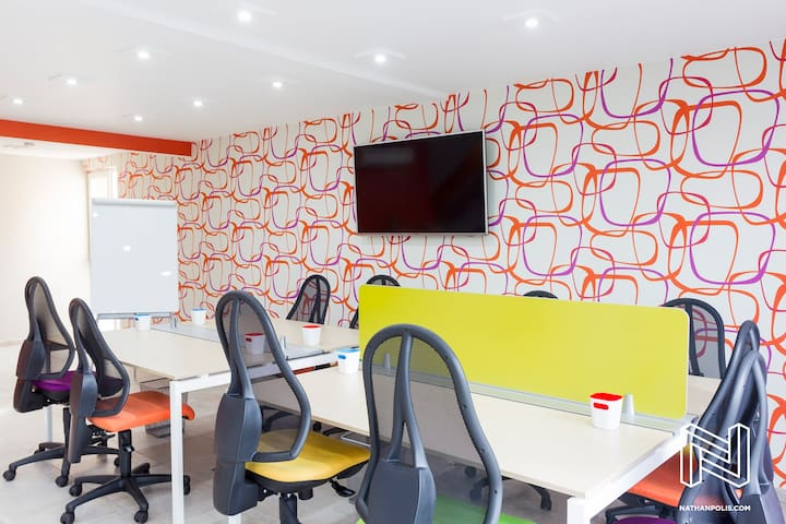 IDDUP ATRIUM (Coworking & Tourisme d'affaires) - Oreye - Appartement