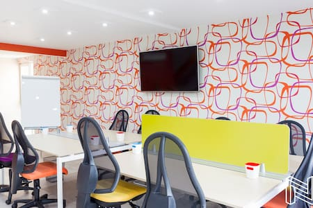 IDDUP ATRIUM (Coworking & Tourisme d'affaires) - Oreye - Apartment