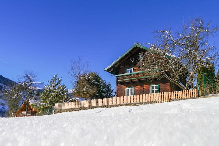 Your Chalet on Gastein's sunny side