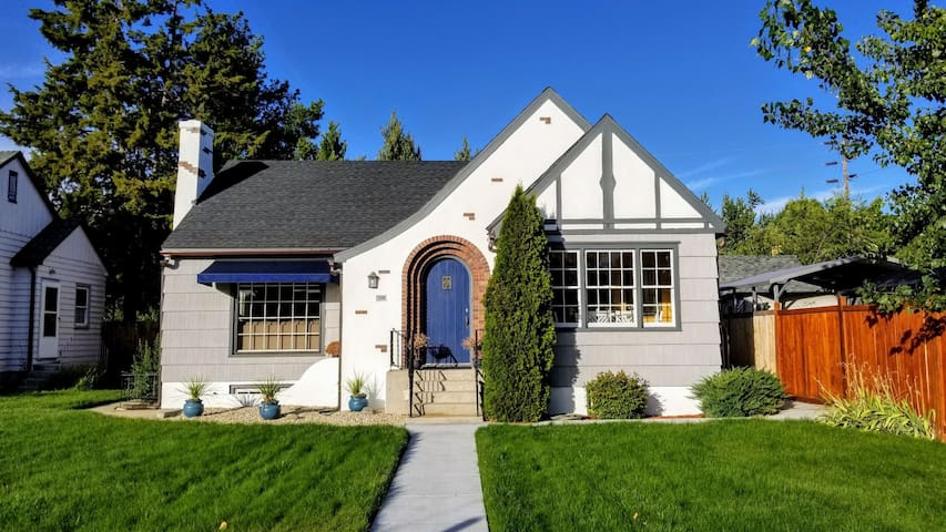 Charming North End Boise with private entrance