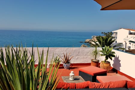 Seaview Apartment at beautiful Carabeo 78 - Nerja